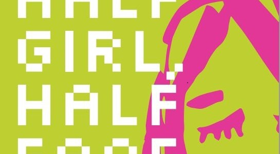 Logo of Half Girl, Half Face