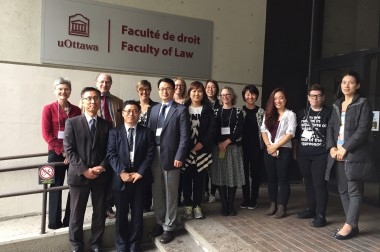 EQ meets with Korean Human Rights Commission